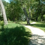 Vermillion Park  and walking trail