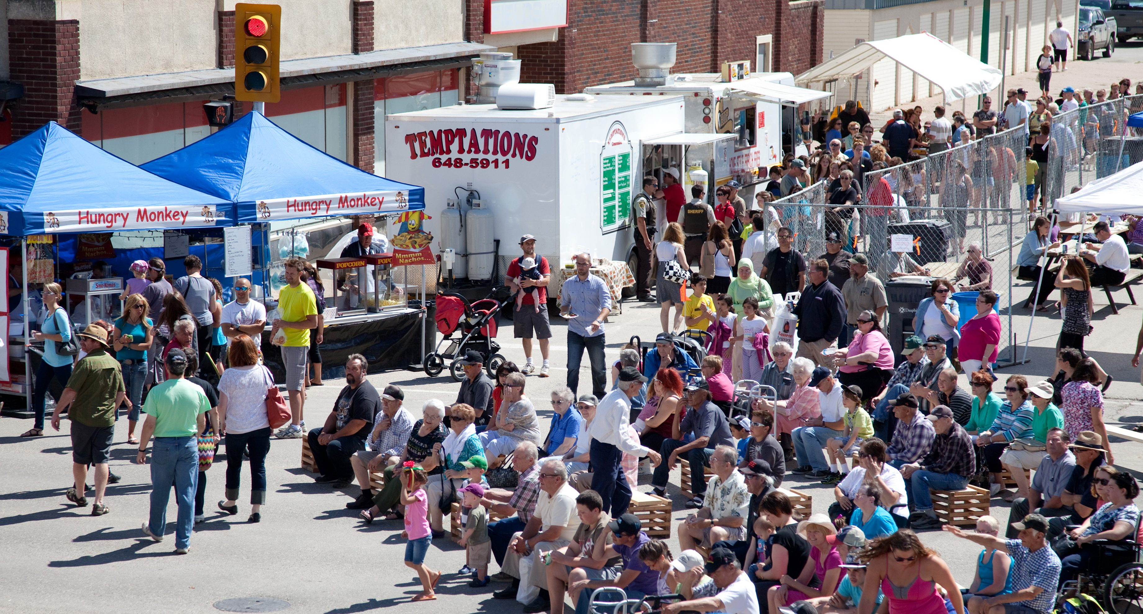 Dauphin & District Chamber of Commerce Street Fair